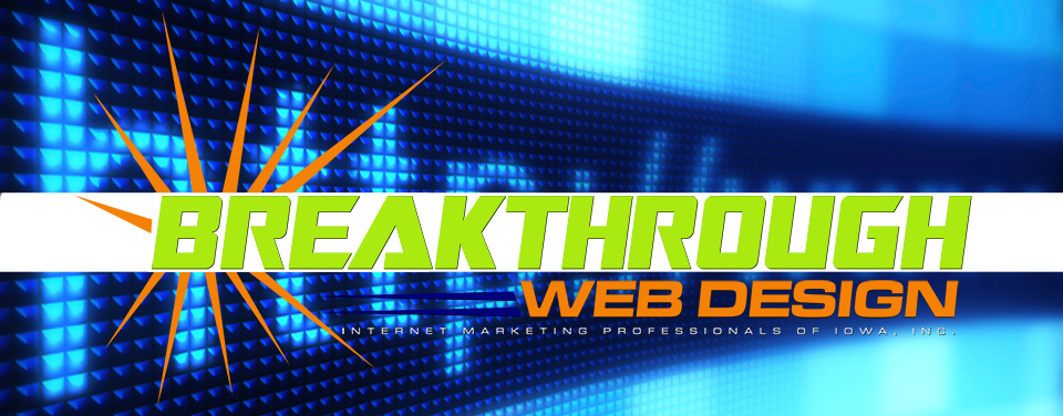 Breakthrough Web Design